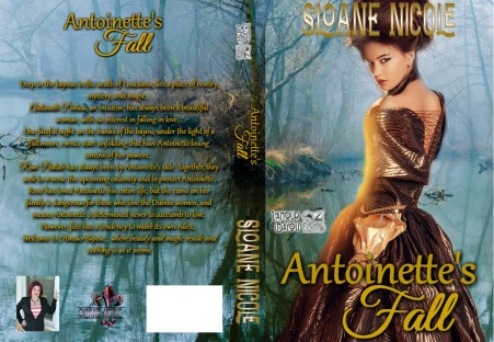 Antoinette's Fall Paperback Fixed!